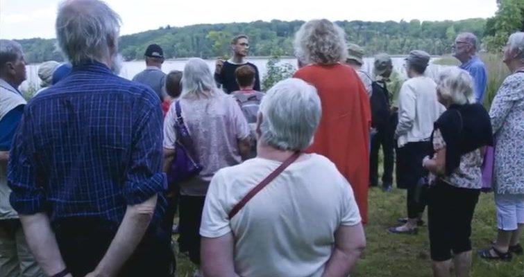 Ældrestyrkens skovtur 18. maj 2018