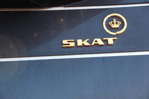 SKATs hovedkvarter, foto: Maria Prudholm (Enhedslisten)