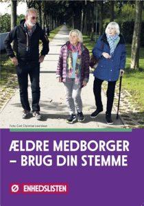 Hent brochuren Ældre medborger - brug din stemme