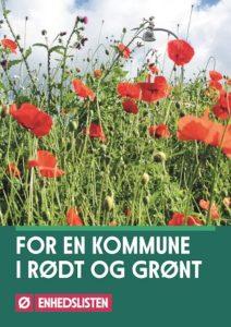 Hent brochuren For en kommune i rødt og grønt