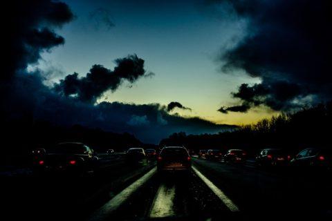 Traffic jam - foto af Jan Jespersen via Flickr