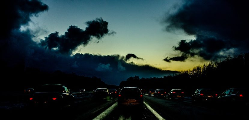 Traffic jam - foto af Jan Jespersen via Flickr