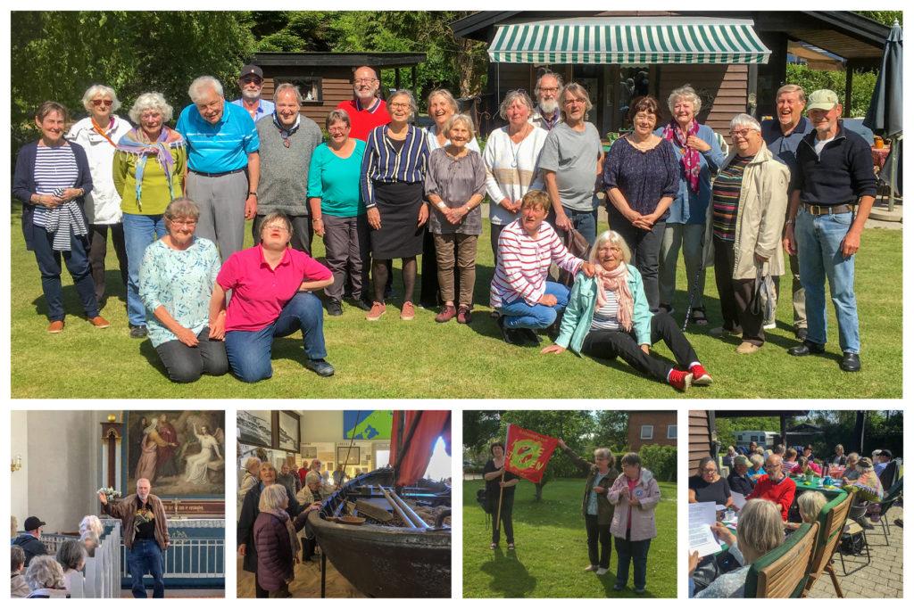 Ældrestyrkens skovtur til Gilleleje 23. maj 2019