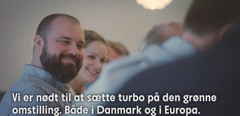 EU-valgvideo-klip Turbo på den grønne omstilling