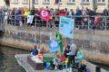 Mange fra Enhedslisten var med til Klimamarchen 25. maj 2019