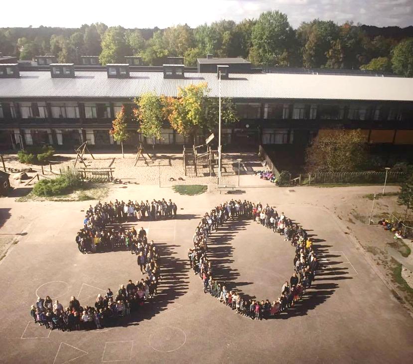 Skovbrynet Skoles 50-års jubilæum, 2018