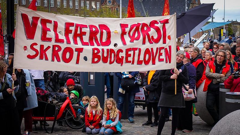 Aktivitetsdag: Skrot budgetloven!