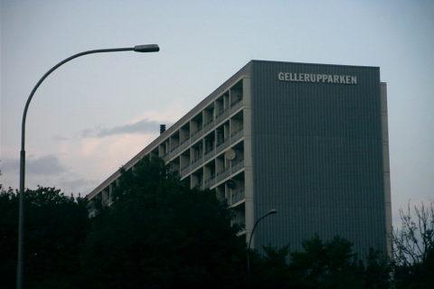 Gellerupparken, 2008. Photo By Vallø via Flickr