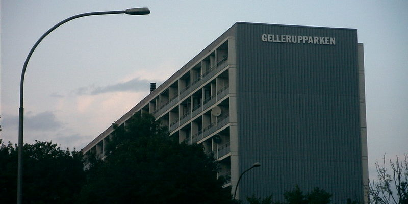Gellerupparken, 2008. Photo By Vallø via Flickr
