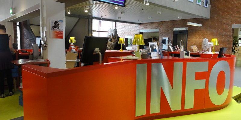 Gladsaxe Hovedbibliotek (2011) - foto Af Regionbibliotek Stockholm