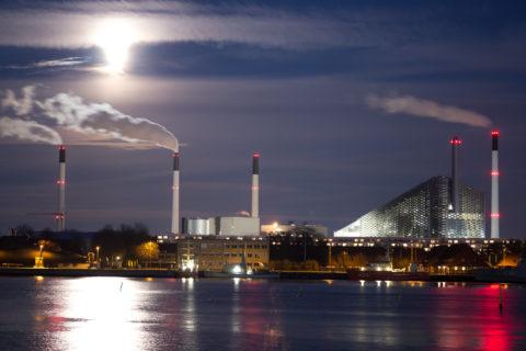 Copenhagen Beneath The Super Moon - foto: Alex Berger via Flickr CC-BY-NC 2.0