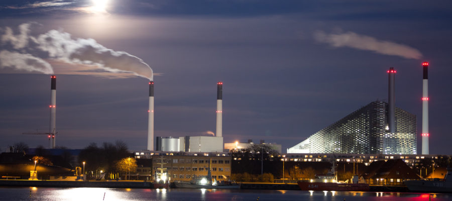 Copenhagen Beneath The Super Moon - foto: Alex Berger via Flickr CC-BY-NC 2.0